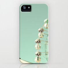 iPhone 5 Case iPhone 5 Iphone 4 mint aqua by CarolineKollektart, $45.00
