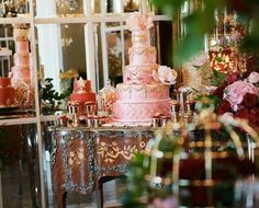 Wedding. Cake