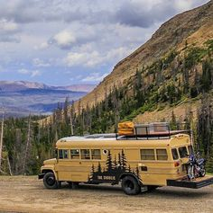 "24k Likes, 198 Comments - 🚐Vanlife | Nomad | Buslife🚐 (@project.vanlife) on Instagram: ""Living the BusLife Follow @VanLifeDistrict for more! 📸 by @theskoolie"""