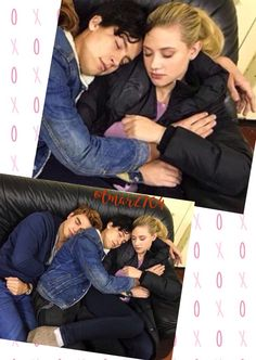 KJ third wheeling is the best thing LOL! (collage made by me)