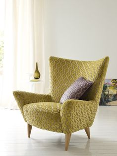 Chair: Orlando Velvet 231050. like fabric, but in silver