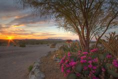 Sunset at Stagecoach Trails Guest Ranch http://www.ranchseeker.com/index.cfm/pg/listing_details/id/11917/frompopup/0