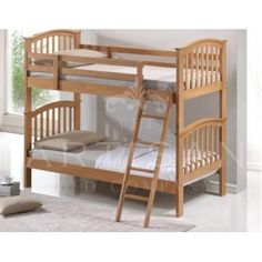 Bargain Prices On Artisan Oak Single Wooden Bunk Bed. Have Your Artisan Oak Single Wooden Bunk Bed delivered by bedstardirects experienced delivery team. Childrens Bunk Beds, Adult Bunk Beds, Kids Bunk Beds, Childrens Bedroom, Girls Bedroom, Oak Bunk Beds, Wooden Bunk Beds, Bed On Stilts, Elevated Bed