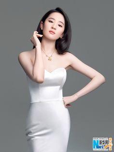 Chinese actress Liu Yifei