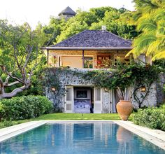 Yemanjá House, Mustique.    Photography by Curtis Dale.
