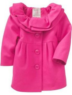Penelope Mack Girls Hat &coat Setbnwt Age 5 & 6 Available A Great Variety Of Models Baby & Toddler Clothing Outerwear