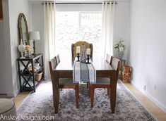 I'm super motiva. Room, Dining, Refinishing Furniture, Pillow Room, Affordable Home Decor, Home Decor, Pillows, Mid Century Dining Room, Vintage Furniture