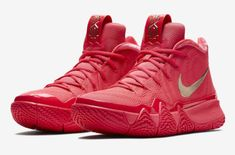 0ade3df48e31 Release Date  Nike Kyrie 4 Red Carpet Kyrie Irving s Uncle Drew movie hits  theaters on