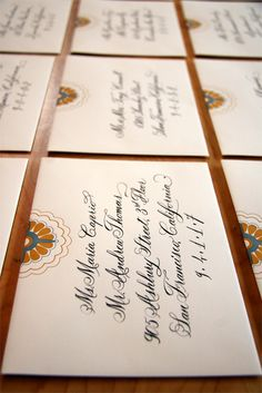 JPanterCalligraphy Napa CA  copperplate calligraphy
