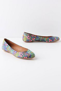 Hanako Flats #anthropologie