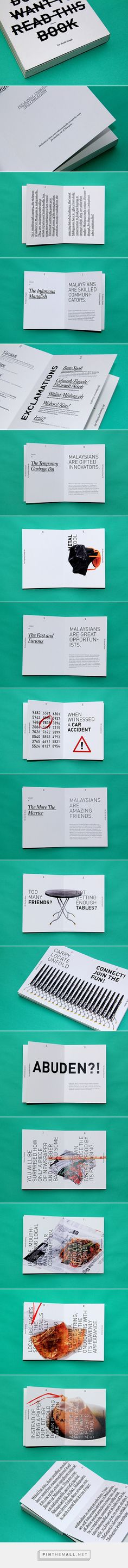 You Probably Do Not Want to Read This Book on Behance