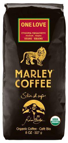 Marley Coffee: One Love Helbønner