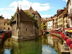 annecy   Alpes franceses