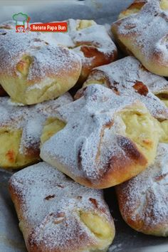Best Pastry Recipe, Pastry Recipes, Cookie Recipes, English Sweets, Romanian Food, Sweet Cakes, Desert Recipes, Smoothie Recipes, Sweet Recipes