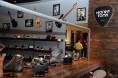 Honky Tonk, Track Lighting, Ceiling Lights, Rock, Vintage, Home Decor, Cooking, Decoration Home, Room Decor