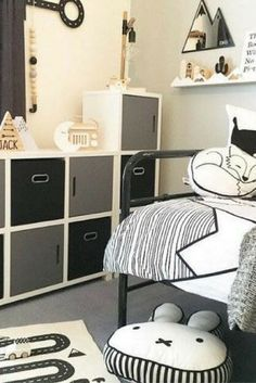 This kind of kids playroom is genuinely a notable style philosophy. Baby Playroom, Playroom Decor, Playroom Ideas, Baby Pillows, Kids Pillows, Baby Decor, Kids Decor, Ikea Toys, Small Room Decor