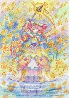 Go Princess Precure Cute Twinkel Glitter Art, Glitter Force, Pretty Cure, Tokyo Mew Mew, Kirara, Beauty Art, Magical Girl, Amazing Art, Art Reference