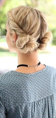 34 Space Buns for Copy - How to Create Spa .- 34 Space Buns to Copy – How to Create Space Buns – Cool Global Hairstyles - Space Buns Hair, Coiffure Hair, Easy Summer Hairstyles, Trendy Hairstyles, How To Do Hairstyles, Running Hairstyles, Cute Hairstyles For Short Hair, Photos Of Hairstyles, Buns Hairstyles Tutorials