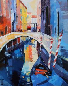 Por amor al arte: Pierrick Tual Galerie D'art, Art Plastique, Fair Grounds, Artwork, Fun, Painting, Arts, Venice, Artists