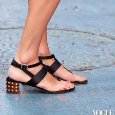 Low to high profile shoes.Zomertrend: De lage hak is weer helemaal terug   NSMBL.nl