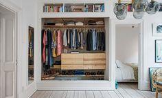 瑞典 15 坪開放式收納公寓 - DECOmyplace 新聞台