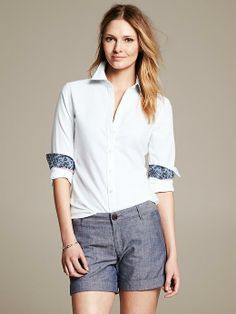 Oxford Shirt | Banana Republic