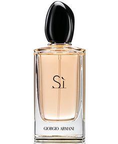 Giorgio Armani Si Eau de Parfum Spray, 3.4 oz