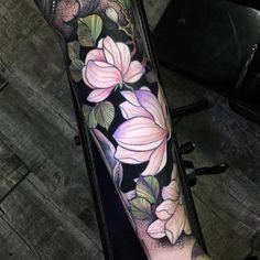 Yvonne Kang #tattoo #ink