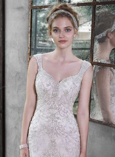 Maggie Sottero Designer wedding dresses and bridal gowns Maggie Sottero Wedding Dresses, 2015 Wedding Dresses, Formal Dresses For Weddings, Designer Wedding Dresses, Wedding Attire, Bridal Dresses, Wedding Gowns, Formal Wedding, Trendy Wedding
