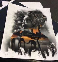 african wild #art