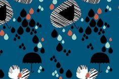 Bombotti, pattern/ Sadelma - Rainkiss / design Viivi Lehto