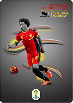 Burda Sport - Belgium 2014 on Behance