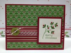 Easy Events Christmas by LBrinker - Cards and Paper Crafts at Splitcoaststampers