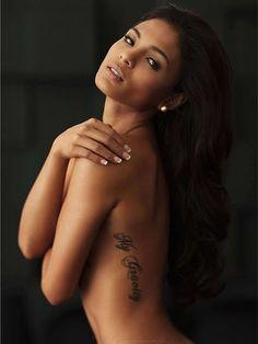 Philippine Beauty Lovi Poe's tattoo making her more desirable