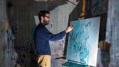 Efthimis Mohianakis: painter, graffiti & tattoo artist /  /  / CRETAZINE ♥ Crete as we live it!
