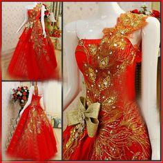 YZ New Arrival Gorgeous Luxurious Swarovski Crystals Bridal Wedding Dress SDFVC
