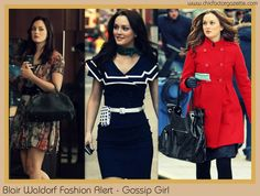 i want to be reincarnated into blair waldorf <3