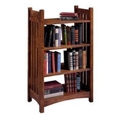 Arts & Crafts - Stickley Furniture bookcase