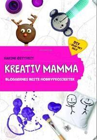 http://www.adlibris.com/no/product.aspx?isbn=8272015420 | Tittel: Kreativ mamma; bloggernes beste hobbyprosjekter - Forfatter: Karine Østtveit - ISBN: 8272015420 - Vår pris: 305,-