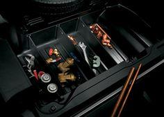 2009-2014 Honda Ridgeline In-Bed Trunk Dividers at partscheap.com