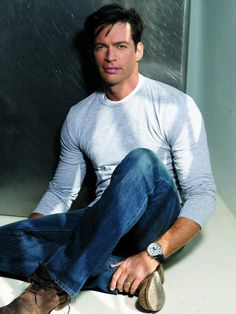 Harry COnnick Jr, amazing musician, husband, and giver of hope for all things good.