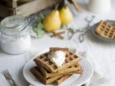 Pumpkin spice waffles – gaufres au potiron • Hellocoton.fr