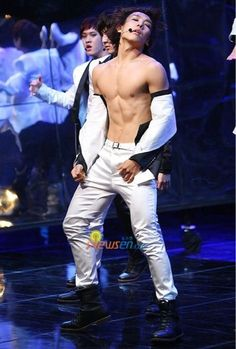 Image result for lee joon abs