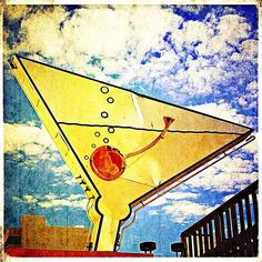 Traffic sign, reworked! Photo from the Instacanvas gallery for colorbyspiegel. #cocktail #art #photography