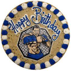 Birthday Fighter #TheCookieStore
