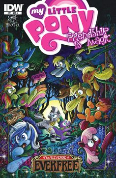 My Little Pony: Friendship is Magic Issue #27 - Read My Little Pony: Friendship is Magic Issue #27 comic online in high quality