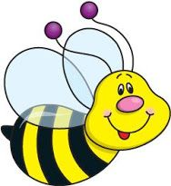 Bee clipart 4 free bee clip art drawings and colorful clipartwiz Art Clipart, Free Clipart Images, Easy Disney Drawings, Cute Drawings, Bumble Bee Clipart, Bee Pictures, Art Party, Bees Knees, Cute Illustration