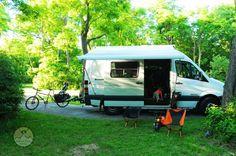 Sprinter Van, RV, Conversion Van, Sprinter RV, Van, Camper