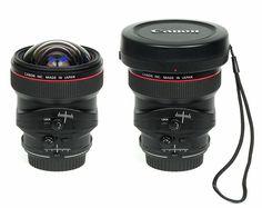 Canon TS-E 17mm f/4 L - Widest tilt-shift lens