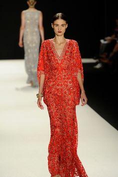 Naeem Khan gown